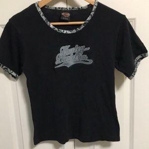 Ladies Harley Davidson shirt